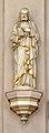 Brilon, St. Nikolai Kirche, Heiliger mit Zweig.JPG