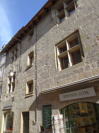 Brive-la-Gaillarde - Maison 5 rue du Lieutenant-Colonel-Farro -01.JPG