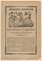 Broadsheet relating to the horrible murder committed by Bernabe Manrique in the town of Zapotiltec MET DP868030.jpg
