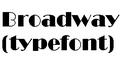 Broadway font01.png