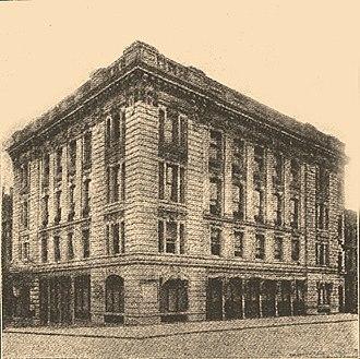 92nd Street Y - Former YMHA, built in 1900