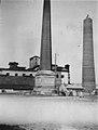 Brodek u Přerova - cukrovar - stavba komínu 02.jpg