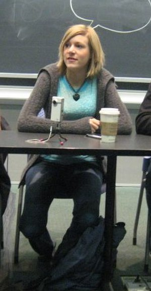 Brooke Brodack - Brodack at the ROFLCon in 2008.