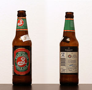Brooklyn Brewery - Image: Brooklyn East India Pale Ale