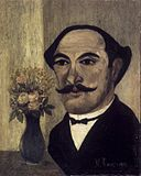 Brooklyn Museum - Self-Portrait - Henri-Julien-Félix Rousseau called Le Douanier Rousseau.jpg