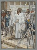 Brooklyn Museum - They Dressed Him in His Own Garments (On remet à Jésus ses vêtements) - James Tissot.jpg
