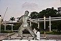 Bruce Lee Statue at the Avenue of Stars, Hongkong (Ank Kumar) 08.jpg
