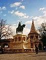 Budapest Denkmal Koenig Stephans.jpg