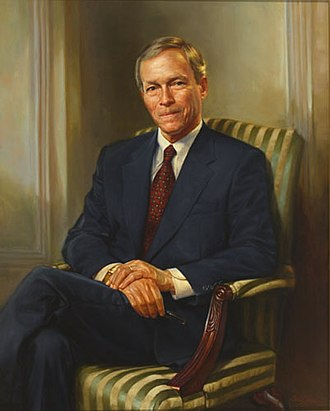 Buddy MacKay - MacKay's official gubernatorial portrait