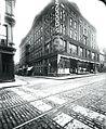 Buildings on east side Washington Street south side Harvard (14520186794).jpg