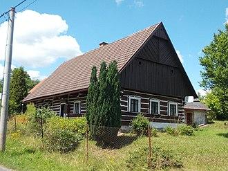 Bukovina u Čisté - house no. 9