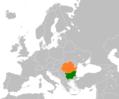 Bulgaria Romania Locator.png