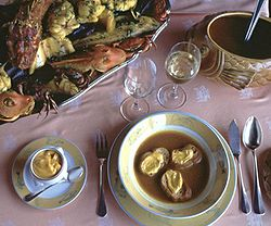 meaning of bouillabaisse