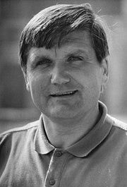 Bundesarchiv Bild 183-1990-0823-301, FC Chemnitz, Cheftrainer Hans Meyer