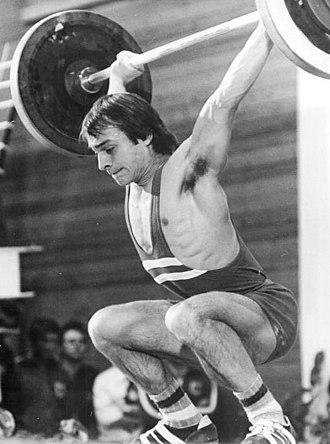Frank Mavius - Frank Mavius in 1978