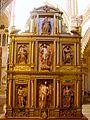 Burgos - San Esteban, Retablo de Cristo Resucitado 1.jpg
