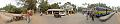 Bus Terminus - Baduria-Berachampa Road - 360 Degree View - Baduria - North 24 Parganas 2016-12-31 2381-2393.tif