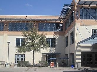 University of Texas at San Antonio College of Business - UTSA's Business Building