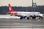 Buta Airways, 4K-AZ66, Embraer ERJ-190AR (26423982429).jpg
