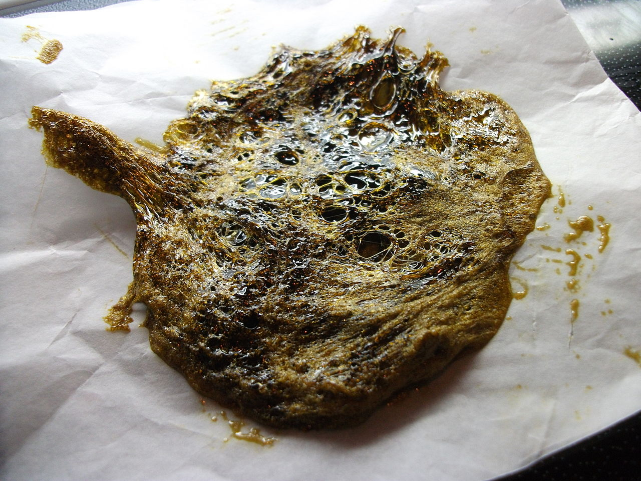 how to make butane hash oil shatter