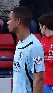 Byron Harrison (footballer) English footballer