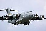 C17 Globemaster - RAF Mildenhall May 2009 (3536300351).jpg
