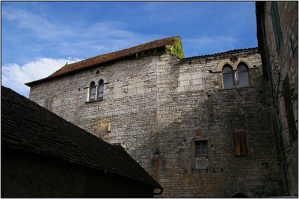 CAJARC (Lot) - Château Hébrad.JPG