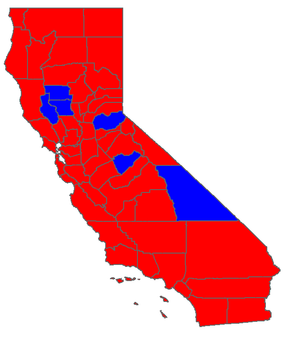 United States presidential election in California, 1908