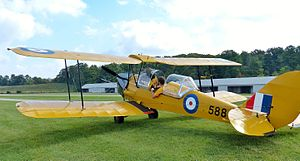De Havilland Canada - RCAF DH.82C Tiger Moth, 1941