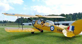 De Havilland Canada - RCAF DH.82C Tiger Moth, 1941