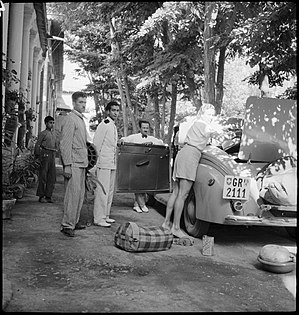 Ella Maillart - Ella Maillart in Iran 1939/40