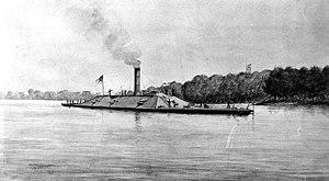USS Atlanta (1861) - Image: CSS Atlanta