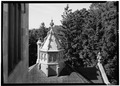 CUPOLA - Lyndhurst, Main House, 635 South Broadway, Tarrytown, Westchester County, NY HABS NY,60-TARY,1A-29.tif