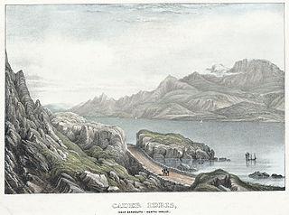 Cader Idris, near Barmouth, north Wales
