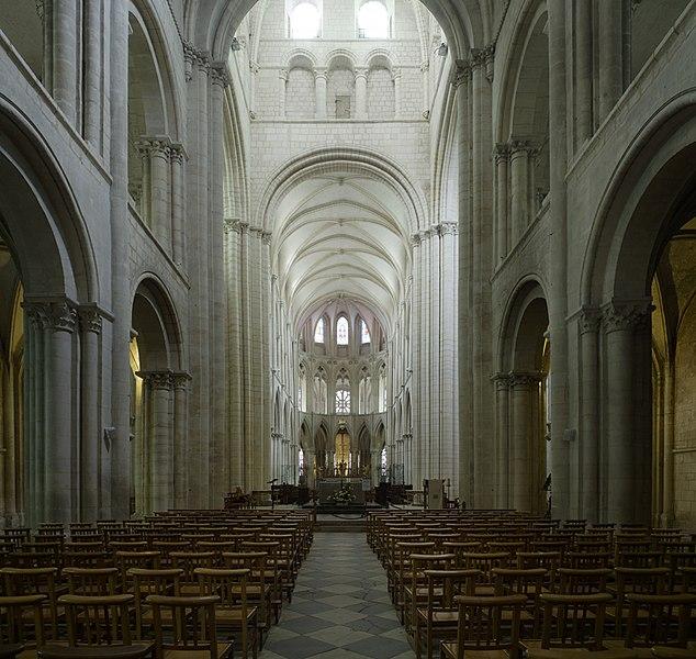 File caen eglise saint etienne pm wikipedia - Kartell saint etienne ...