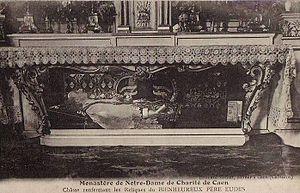 John Eudes - Tomb.
