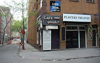 The Players Theatre - Players Theatre, next to Cafe Wha?