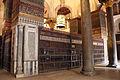 Cairo, madrasa del sultano qalaun, mausoleo, interno 02.JPG