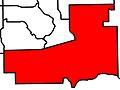 CalgarySouthEast electoral district 2010.jpg