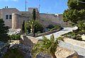 Camí cap al recinte superior del castell de santa Bàrbara, Alacant.JPG