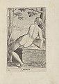 """Camerina Fait partie du recueil """"Nimpharum oceanitidum, ephydridum potamidum, naiadum, lynadumque icones"""" - Pl. 10 1587 print by Philip Galle, S.V 88398, Prints Department, Royal Library of Belgium.jpg"""