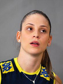 คามีลา เดอ พอลา ไบร์ท ,นักกีฬาวอลเล่ย์บอล,วอลเล่ย์บอล ,ประวัตินักกีฬา,ข้อมูลนักกีฬา