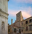Campanile a vela Chiesa San Toma Venezia.jpg