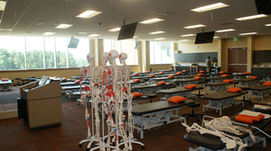 Campbell University School of Osteopathic Medicine - Osteopathic Manipulative Medicine Lab