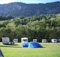 Camping Flumet F