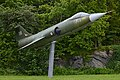 Canadair CF-104 Starfighter '717' (43422532024).jpg