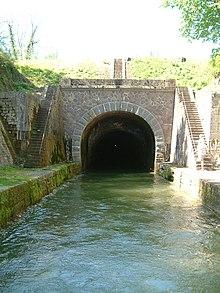 Scheepvaarttunnel - Wi...