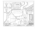 Captain Alexander Marshall House, Auburn-Aureling Road, Auburn, Cayuga County, NY HABS NY,6-AUB.V,2- (sheet 4 of 10).png