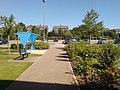 Car Park, Wharfedale Hospital, Otley - geograph.org.uk - 1402089.jpg