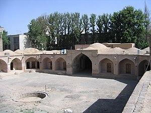 Karawanserei aus Safawidischer Zeit in Karadsch